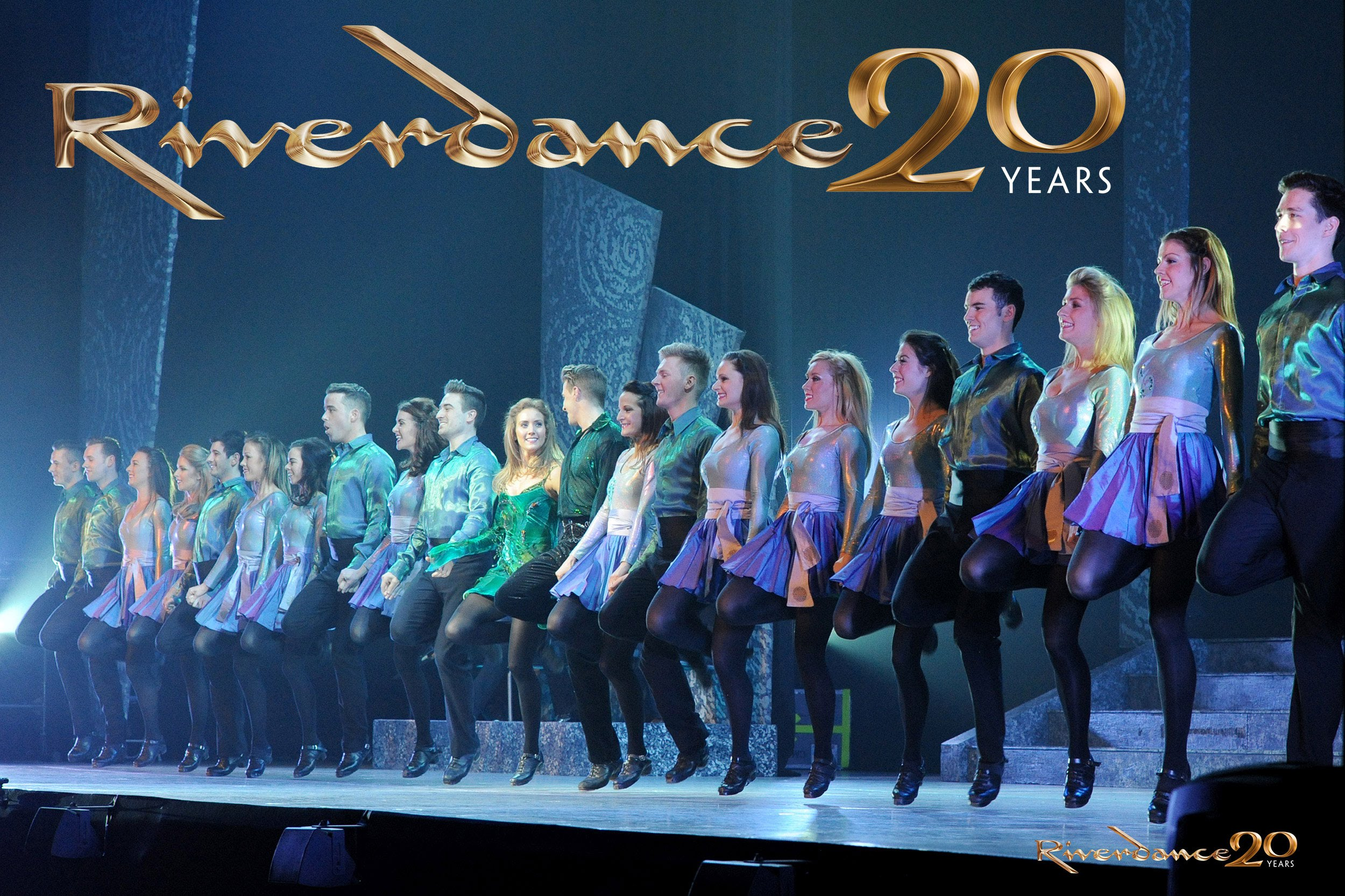 Riverdance 20 Returns to the Gaiety Theatre Dublin 23rd June – 30th August 2015