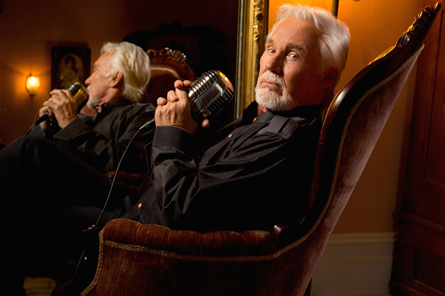 Kenny Rogers, 3Arena, 7th November