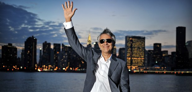 Andrea Bocelli, 3Arena, 28th September