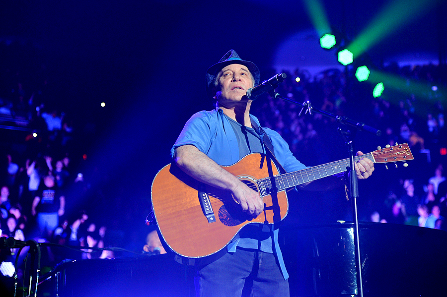 Paul Simon, 3Arena, 21st November